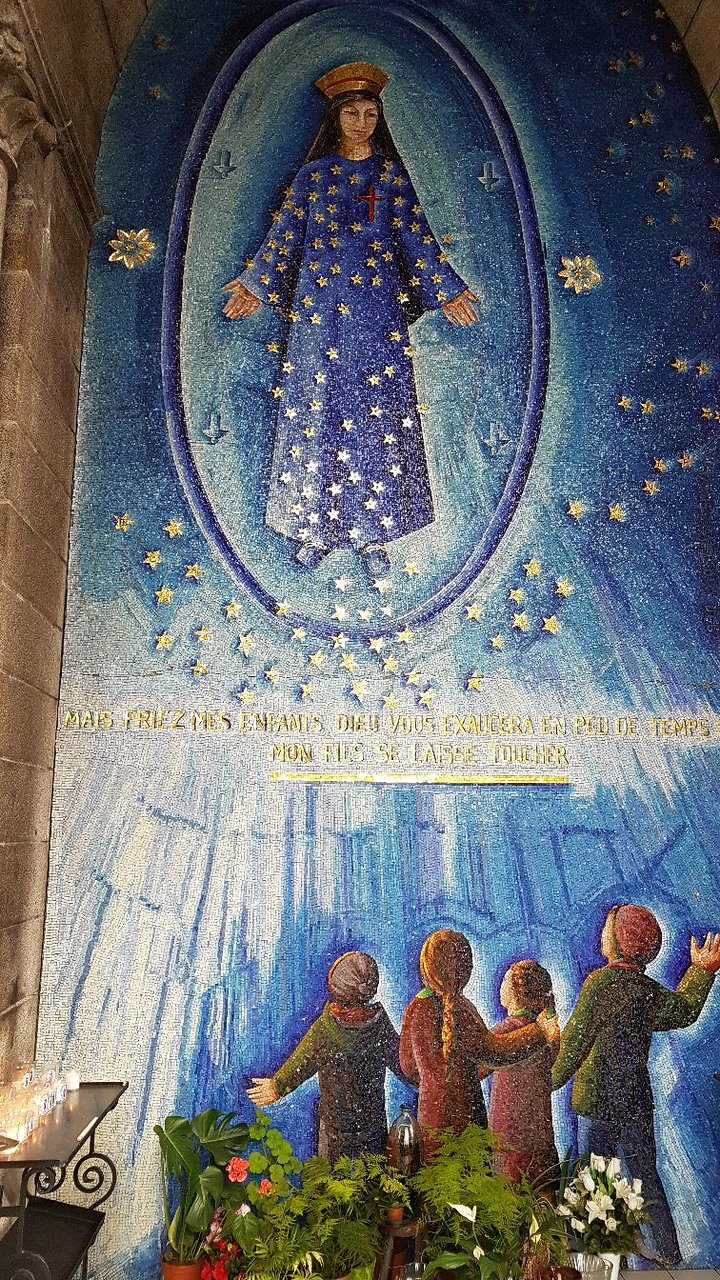 Neuvaine à Notre Dame de Pontmain du 9 au 17 janvier 2021 - 150e anniversaire - Fête de l'apparition 20190502-093658-largejpg