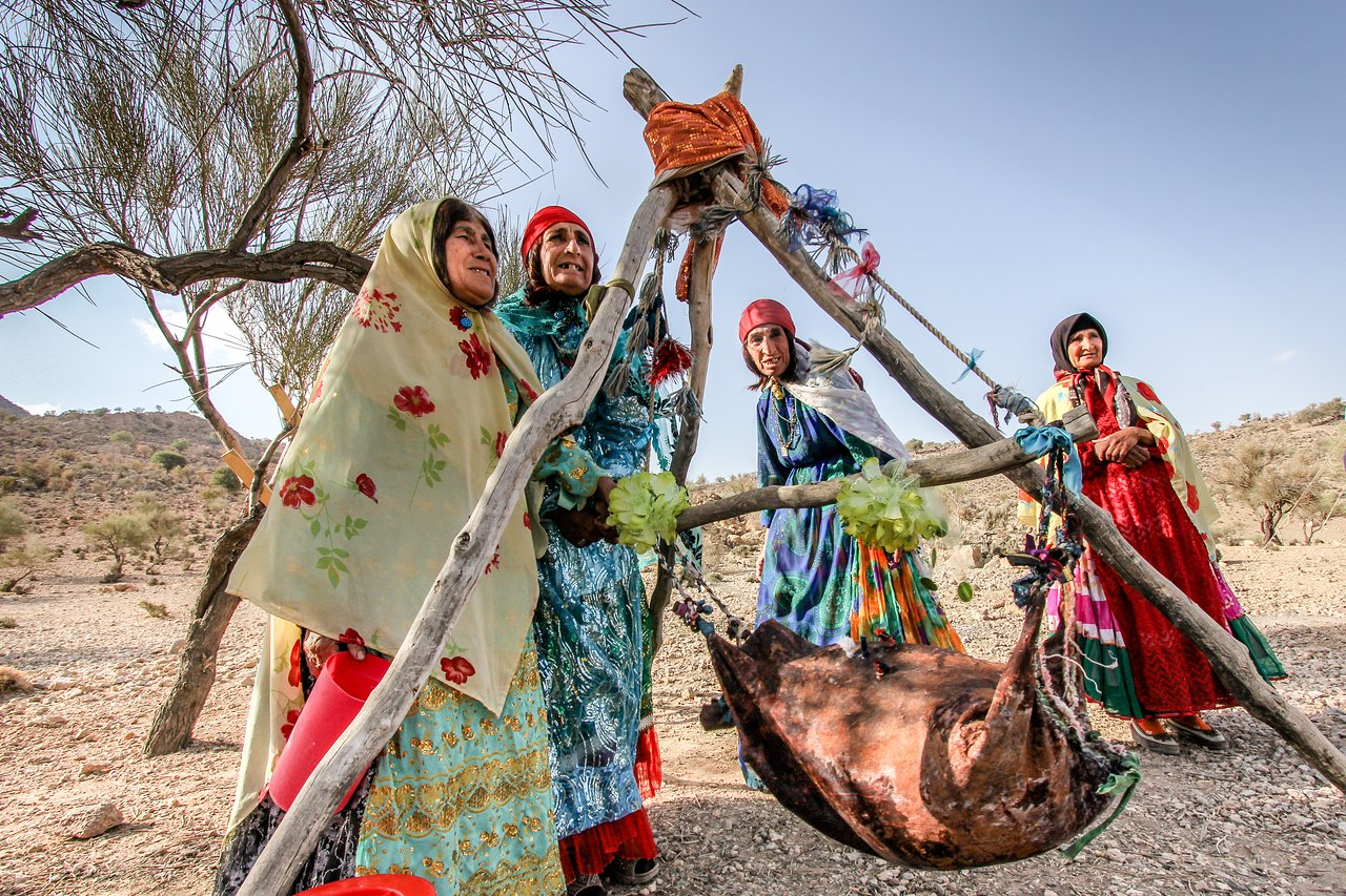 Qashqai people - Picture of TAP Persia, Isfahan - Tripadvisor