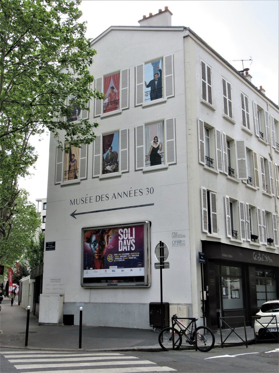 Boulogne-Billancourt, Frankreich: Tourismus in Boulogne-Billancourt