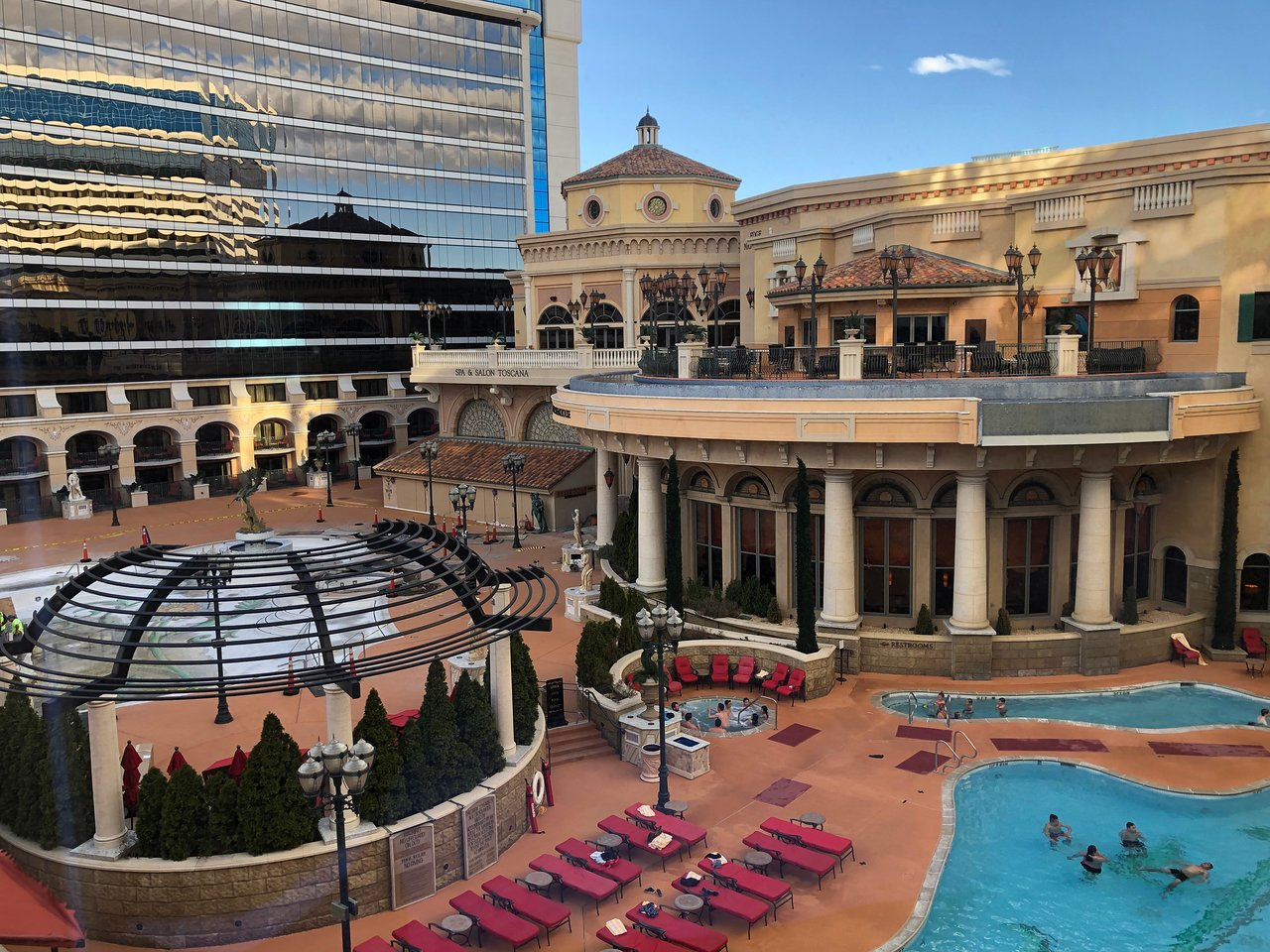 Spa Toscana At Peppermill Reno 2020 All You Need To Know