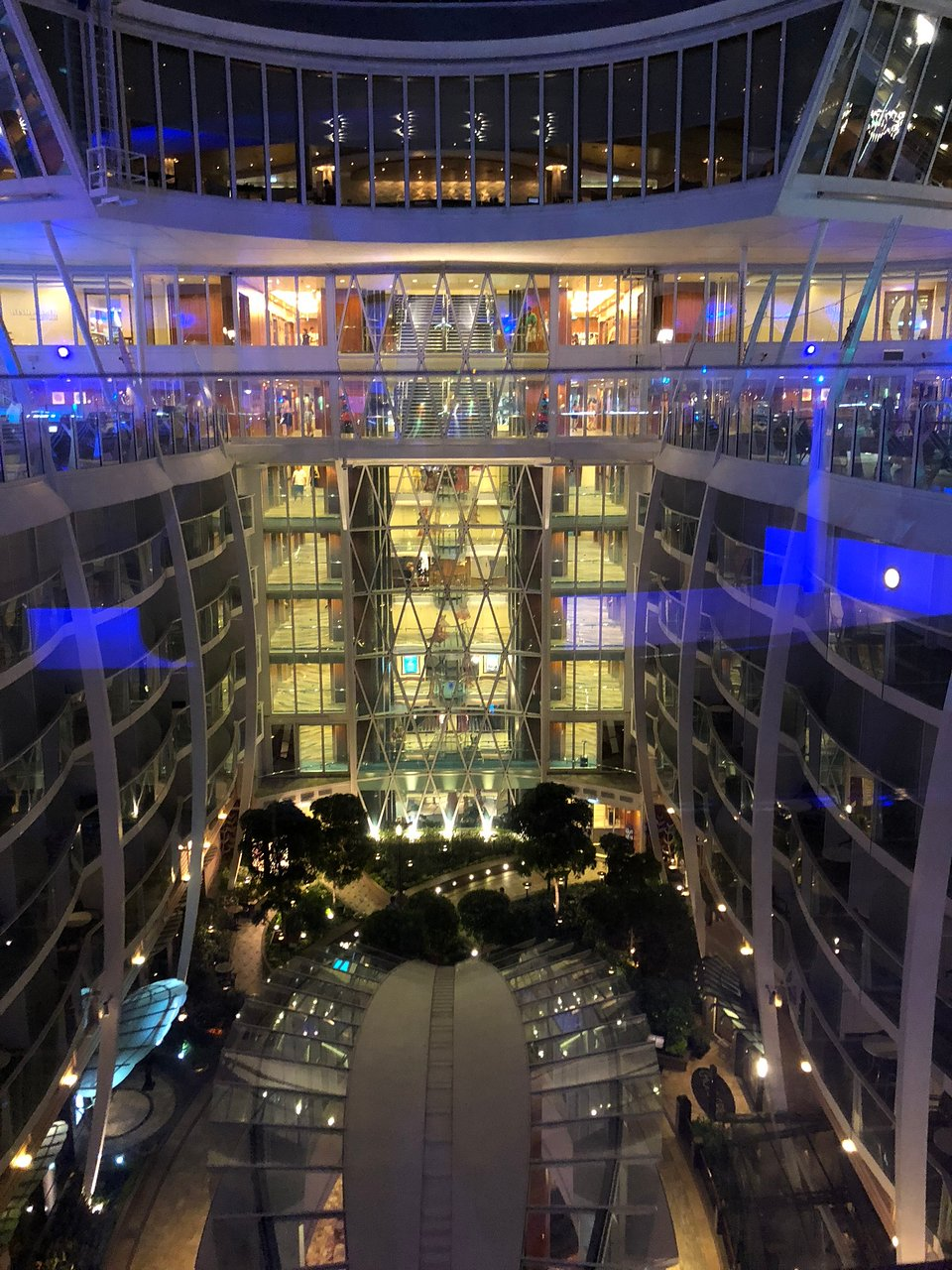 Royal Caribbean Allure Of The Seas Deck Plans Reviews Pictures Tripadvisor