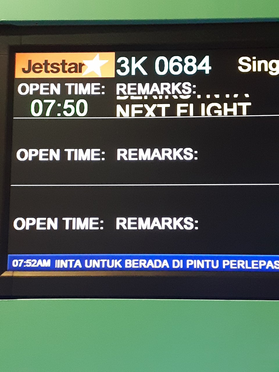 Jetstar Asia Airways - Singapore Flights and Reviews (with photos ...