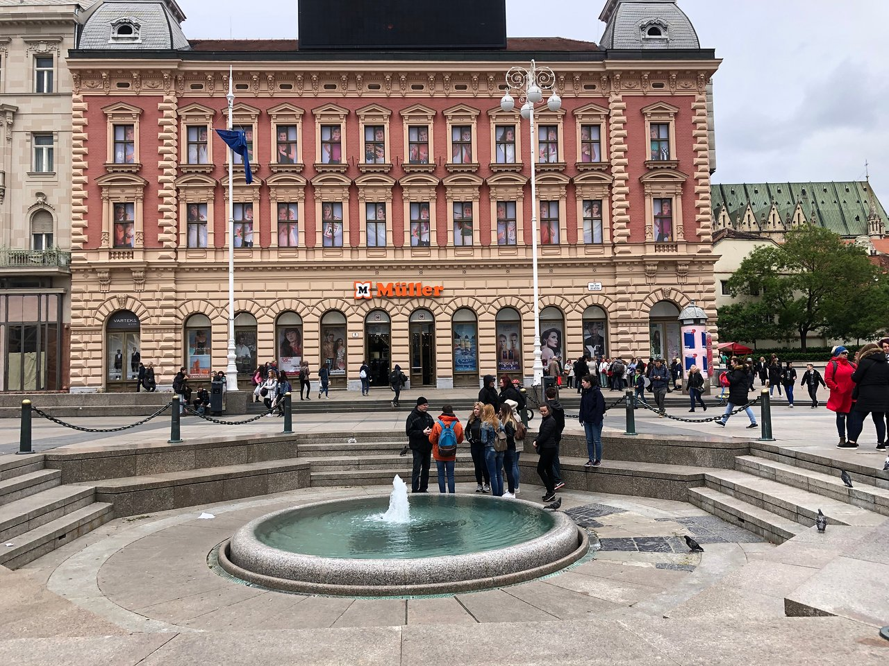 Mandusevac Fountain Zagreb 2021 All You Need To Know Before You Go With Photos Tripadvisor