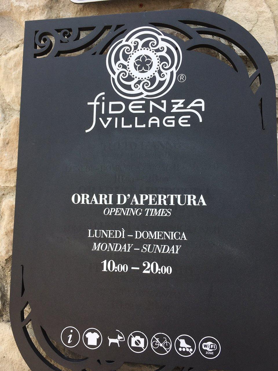 Fidenza Village: AGGIORNATO 2020 tutto quello che c'è da