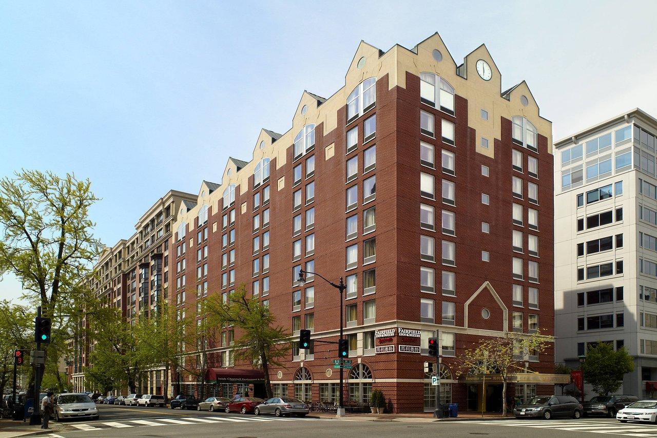 FAIRFIELD INN & SUITES WASHINGTON, DC/DOWNTOWN $125