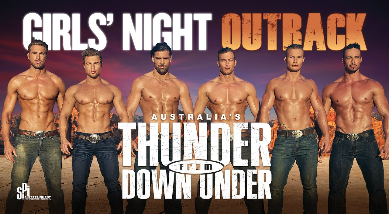 Girls Night Outback in Vegas