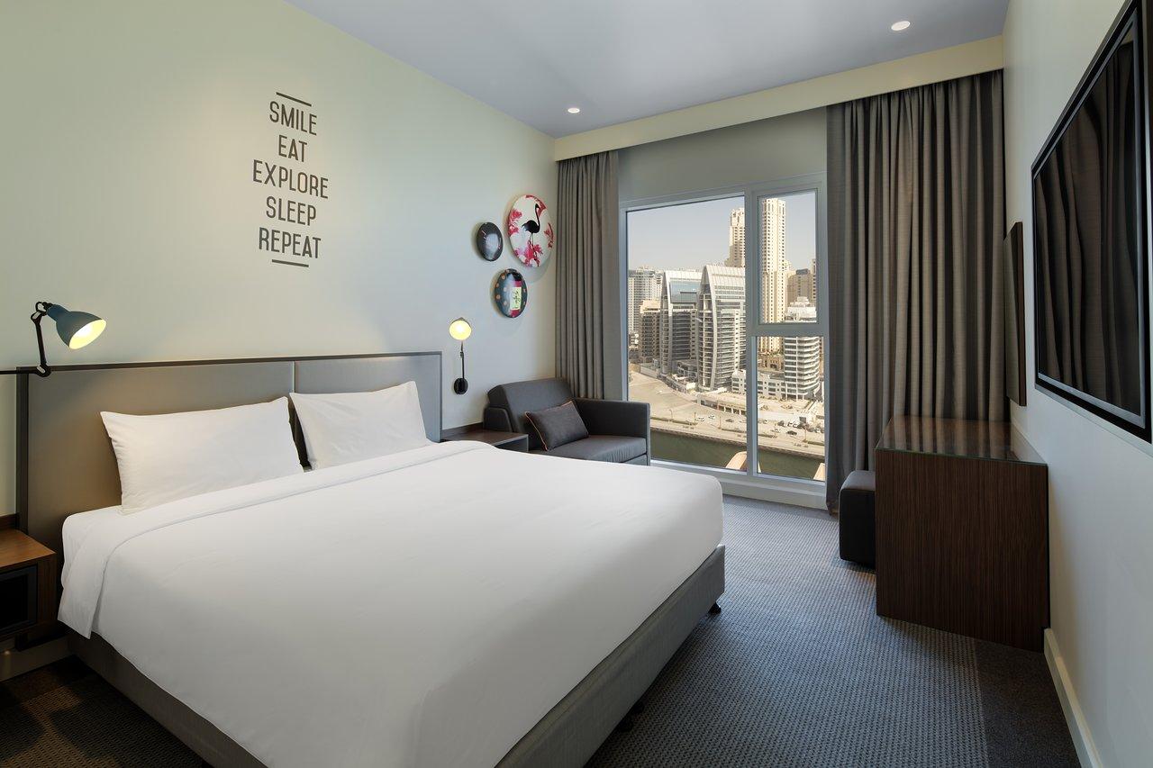 Standard Room   The Rove Dubai Marina - How Much is a Week in Dubai   The Vacation Builder