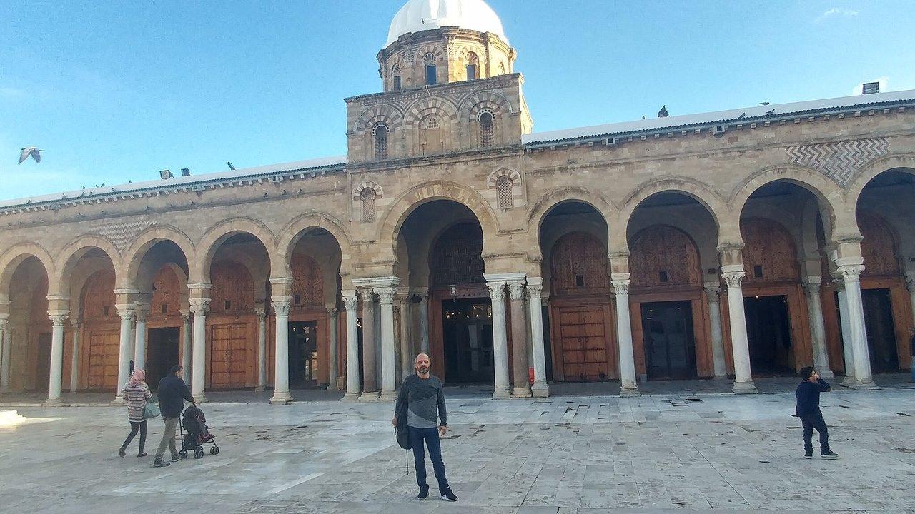 Zitouna Mosque Tunis Tripadvisor