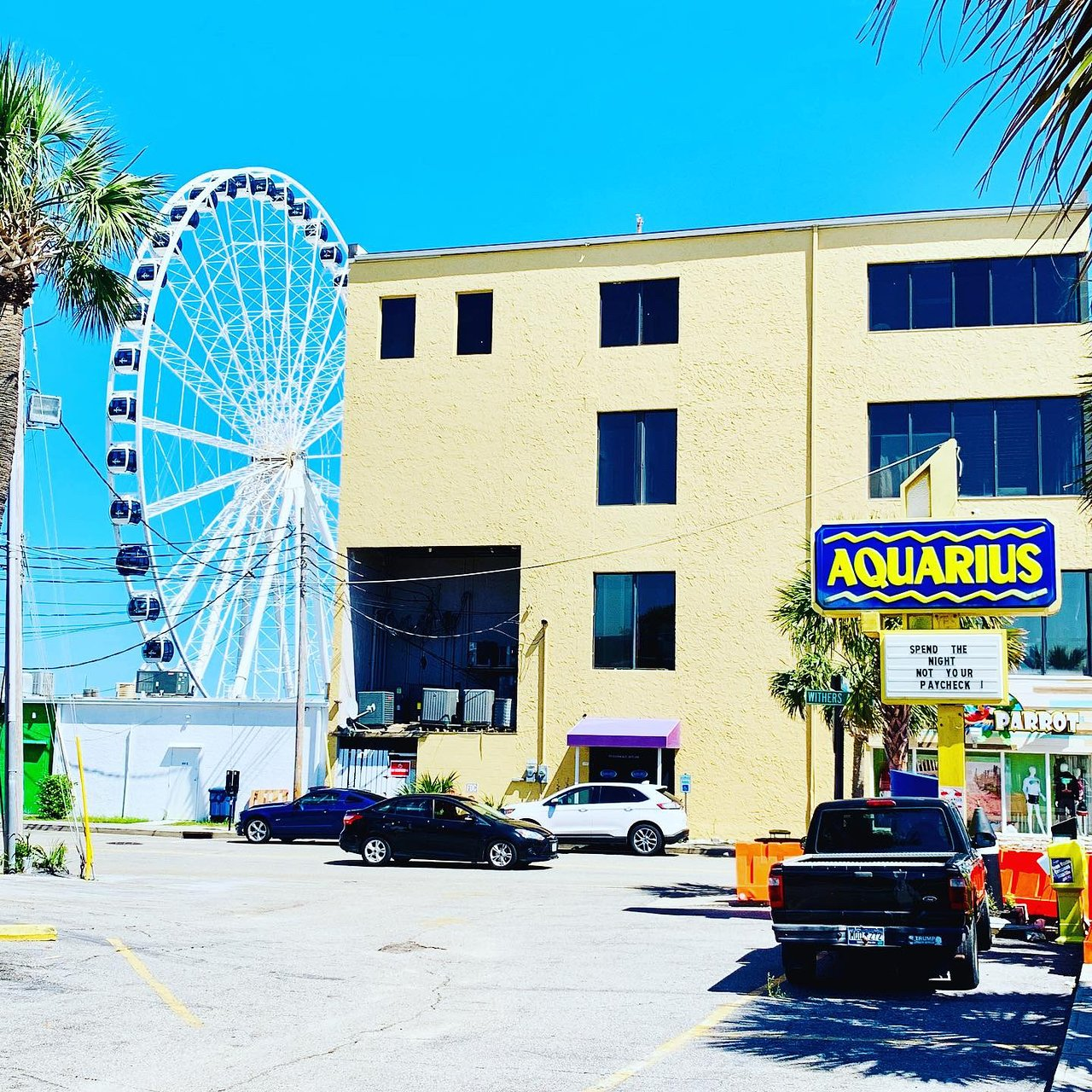 Aquarius Motels Updated 2019 Motel Reviews Myrtle Beach