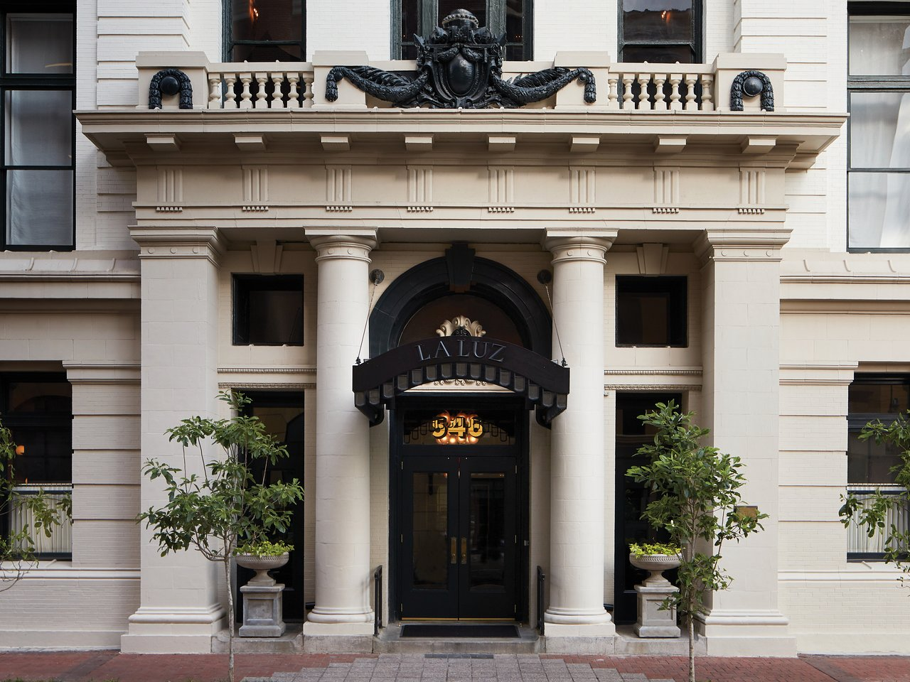 Image result for Maison de la Luz in the Warehouse district of New Orleans.