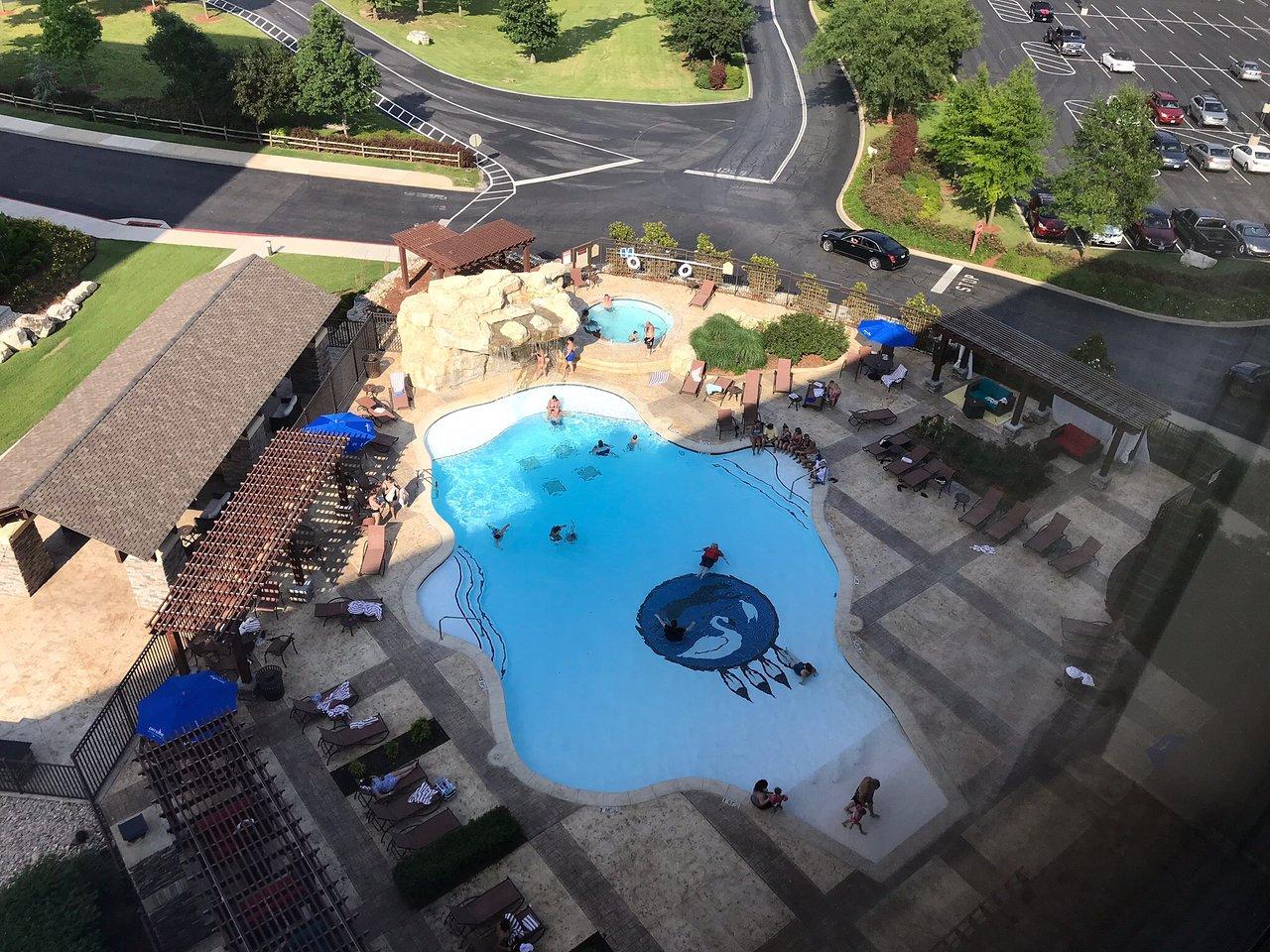 indigo sky casino pool