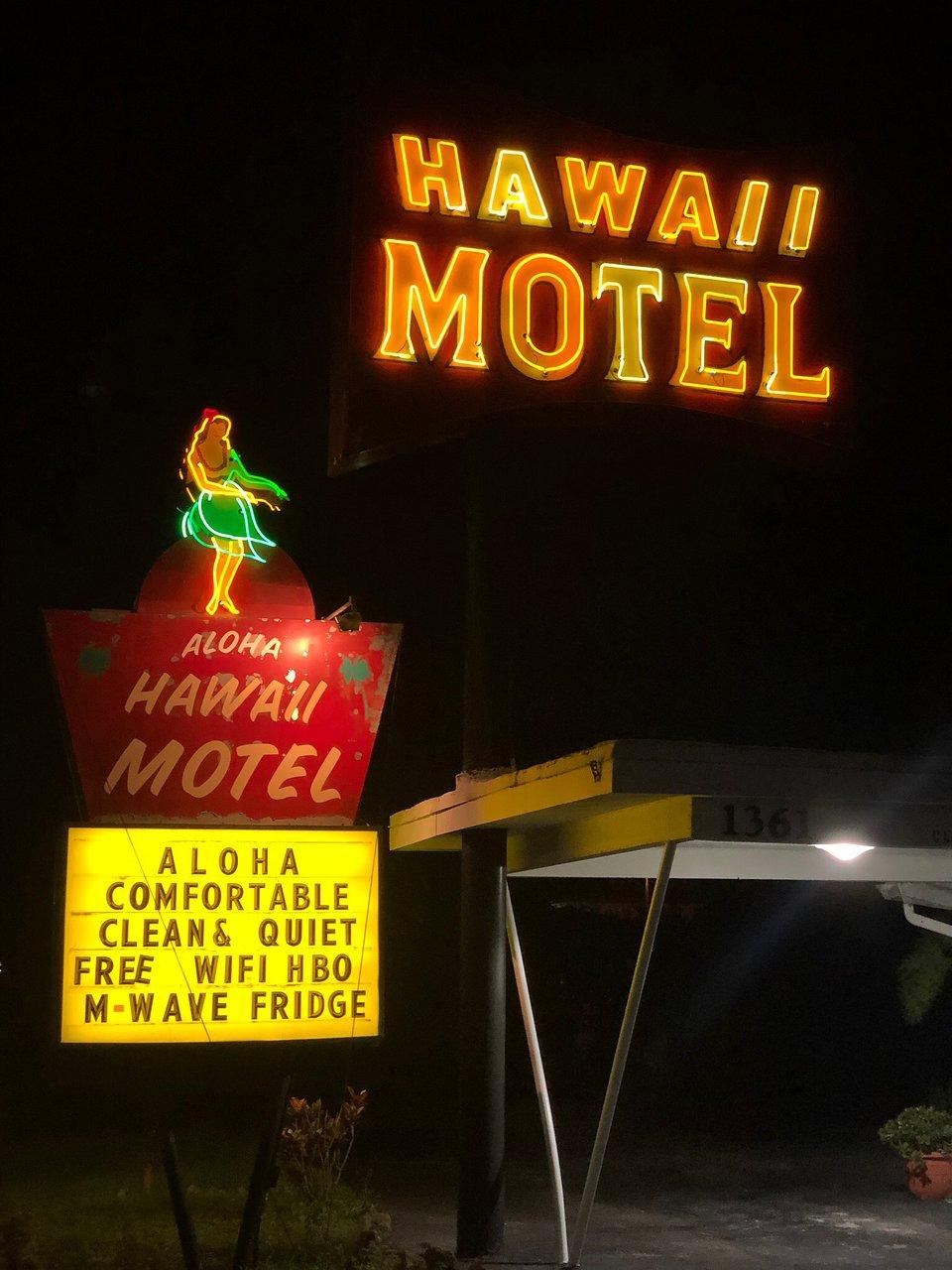 Hawaii Motel Prices Reviews Daytona Beach Fl