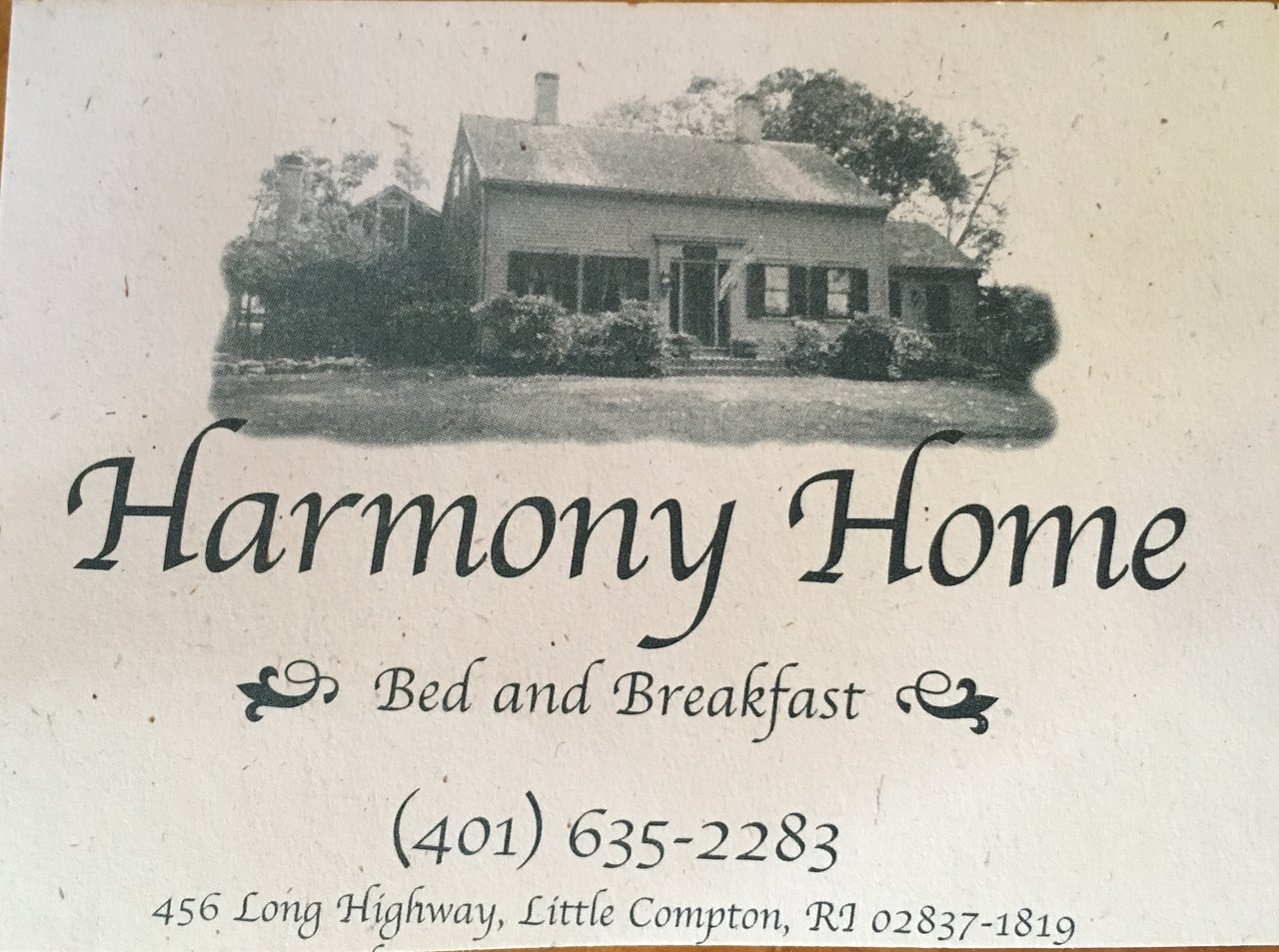 Harmony Home Farm B Hotel Reviews
