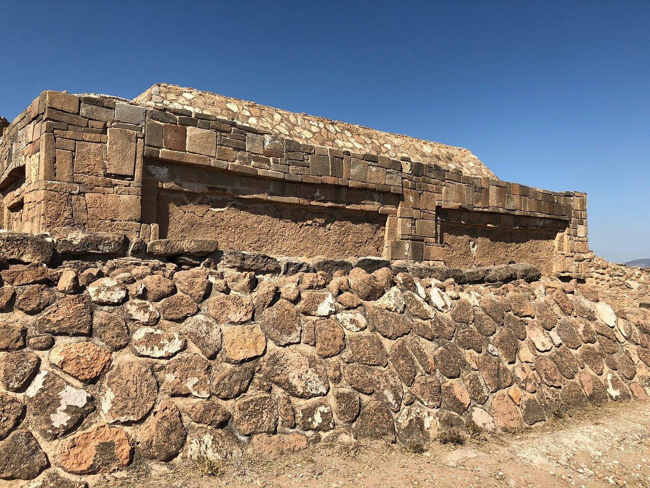 piramide de la zona de pahñu
