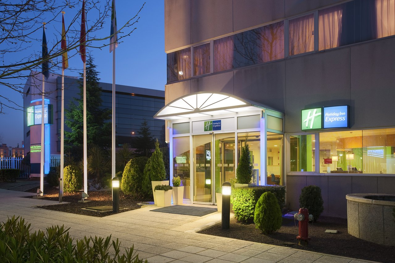 Holiday Inn Express Madrid Tres Cantos Prices Hotel Reviews