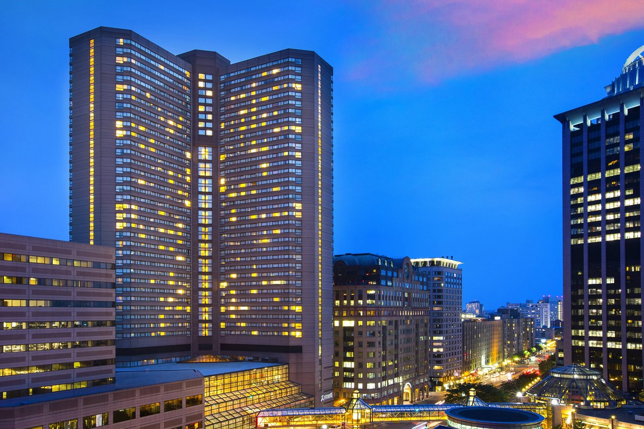 BOSTON MARRIOTT COPLEY PLACE - Updated 2019 Prices & Hotel