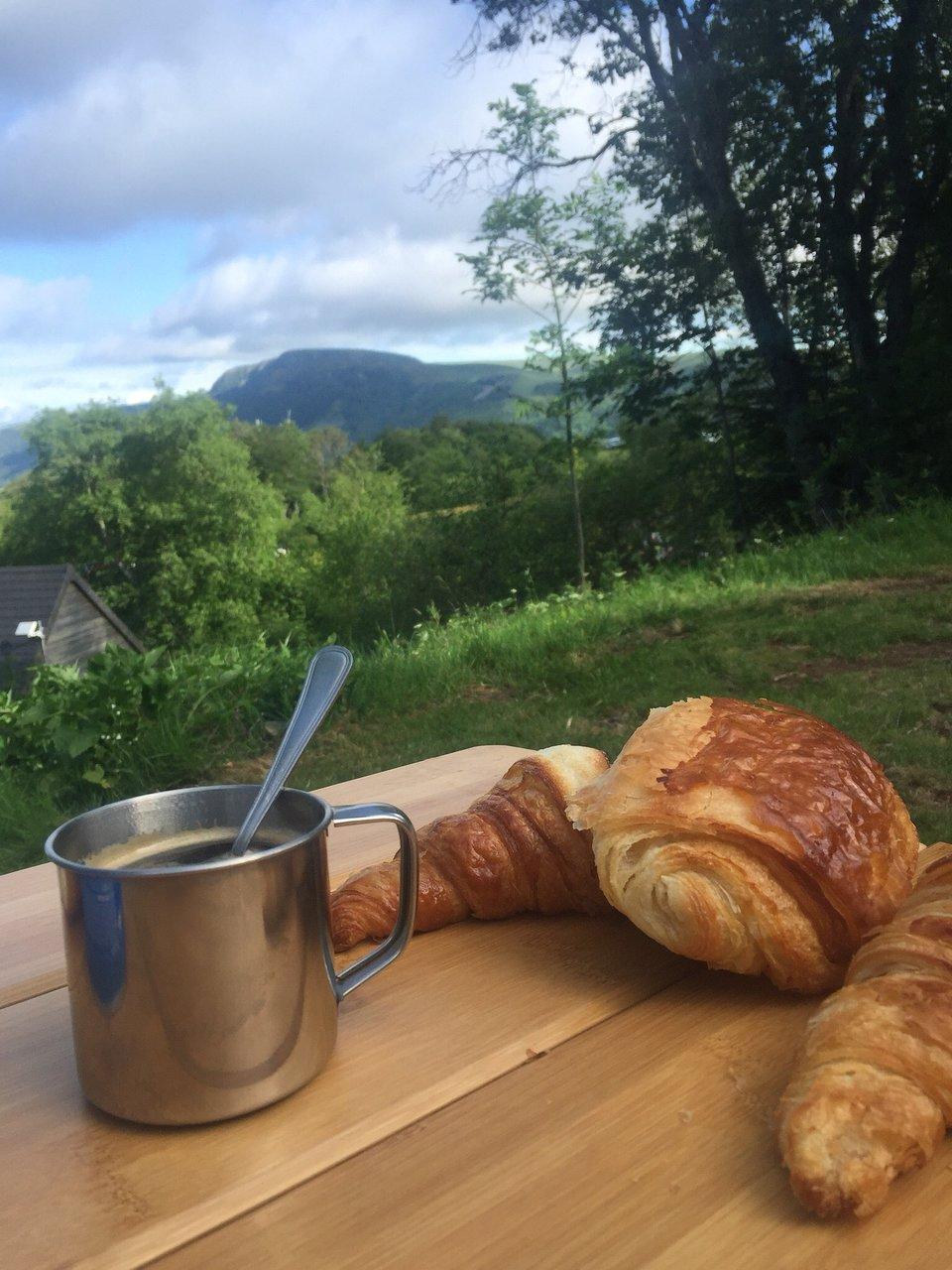Camping La Grande Cascade Campground Reviews Le Mont Dore France Tripadvisor