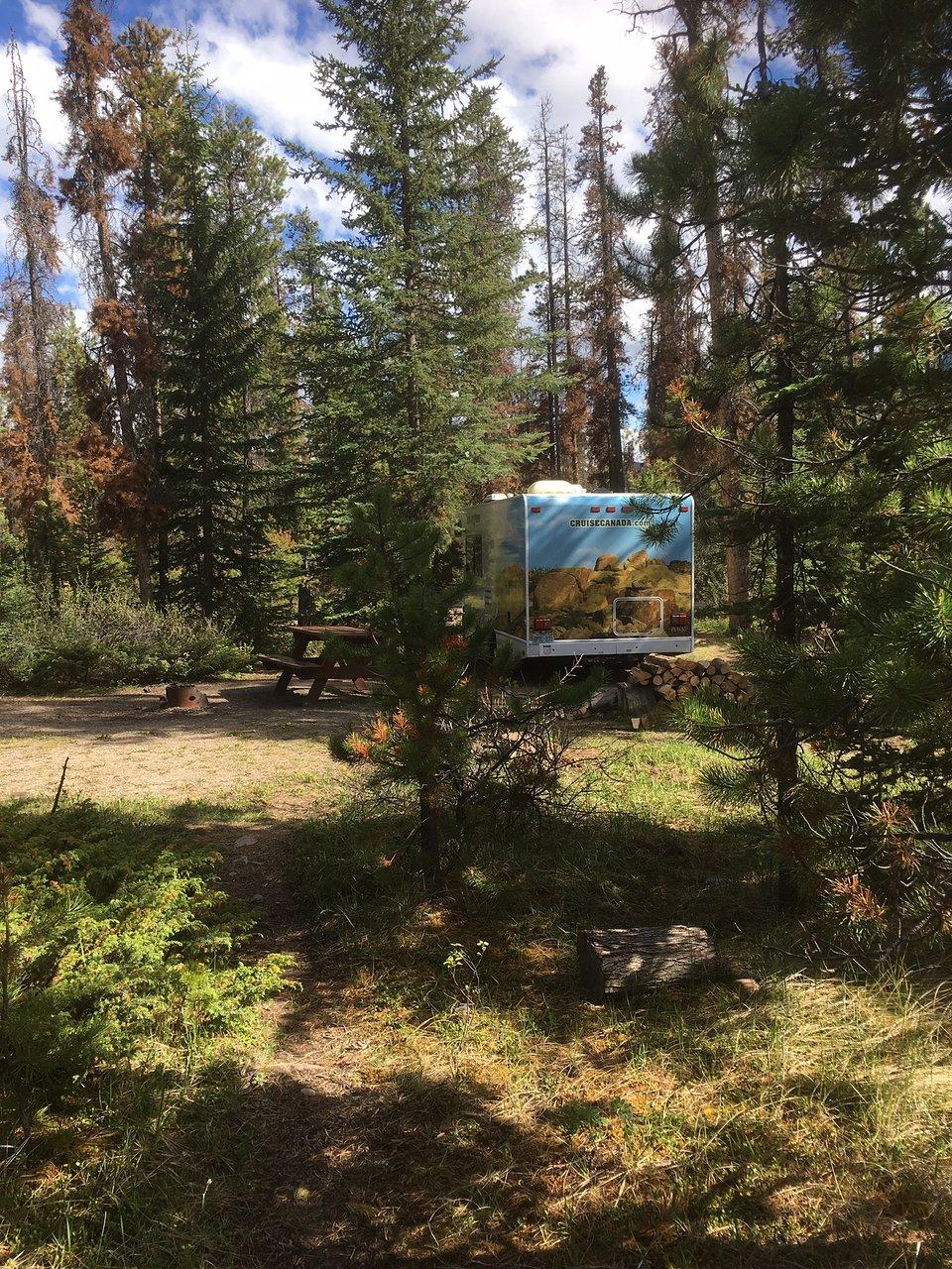 Fort Wilderness volledige aansluiting loops