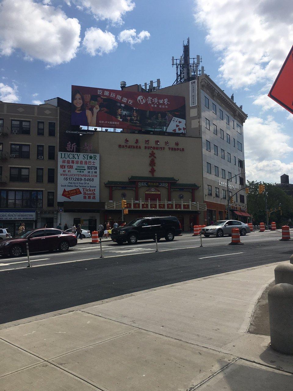 mahayana buddhist temple - new york city - bewertungen und fotos