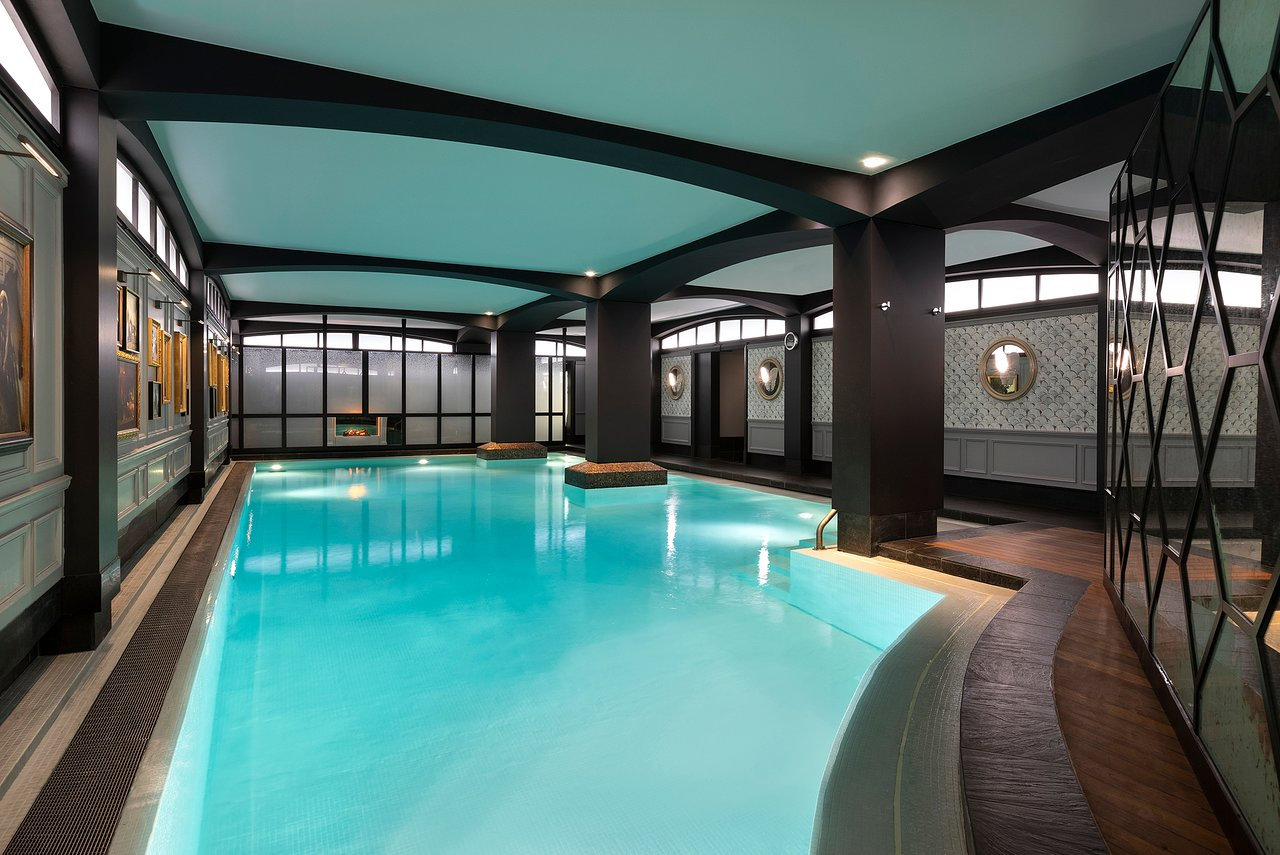 Piscines Es & Spas spa diane barriere (paris) - 2020 all you need to know