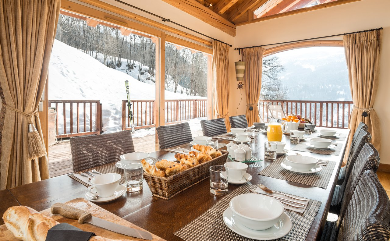 Chalet Le Lapin Blanc Meribel chalet iamato - villa reviews (meribel, france) - tripadvisor