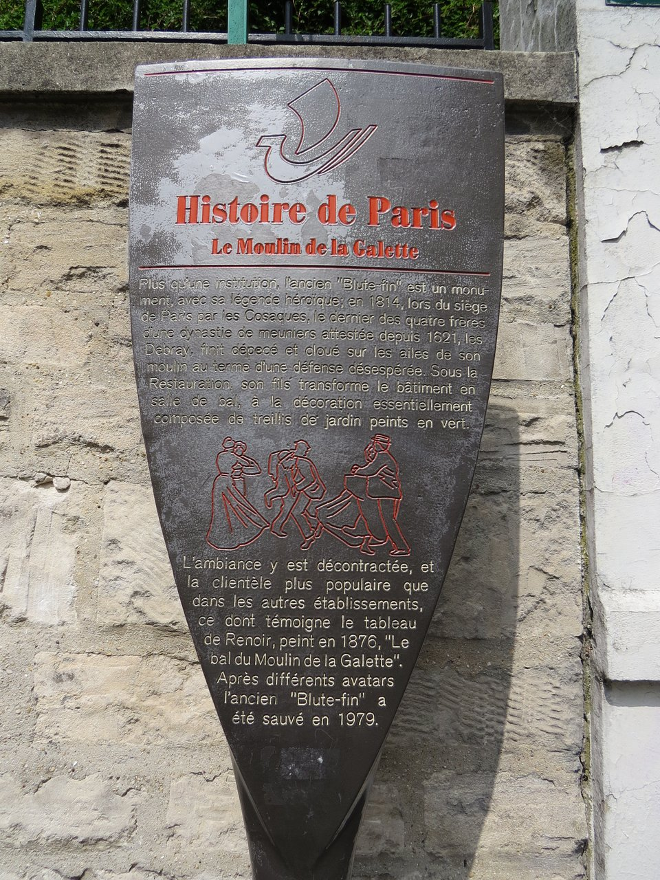 Plaque Metro Parisien Deco moulin radet (paris) - 2020 all you need to know before you