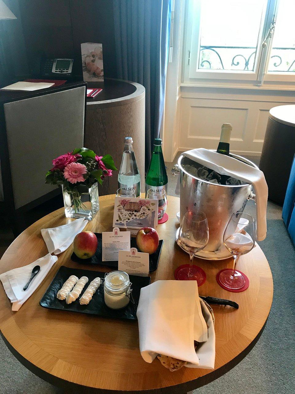 Harmony Cuisine Saint Julien le richemond geneve - prices & hotel reviews (geneva