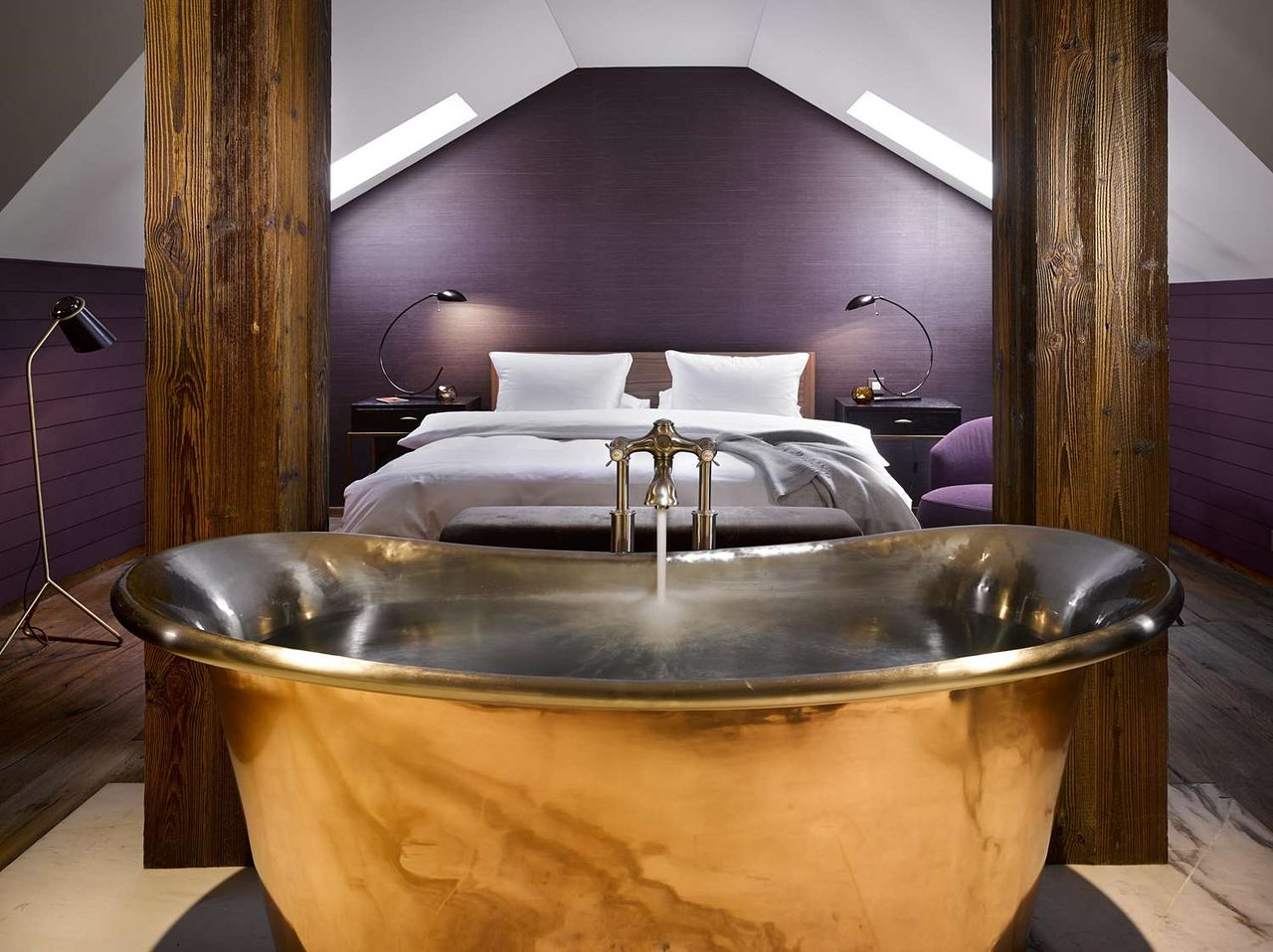 Hotel in düsseldorf mit whirlpool im zimmer