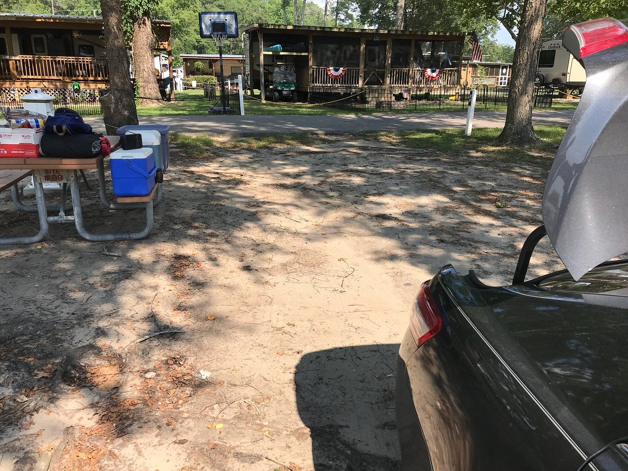 CAMP CLEARWATER Campground Reviews