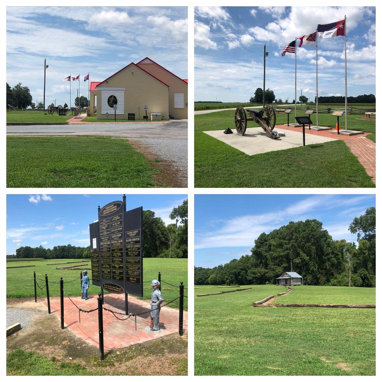 Averasboro Battlefield Museum Dunn Tripadvisor