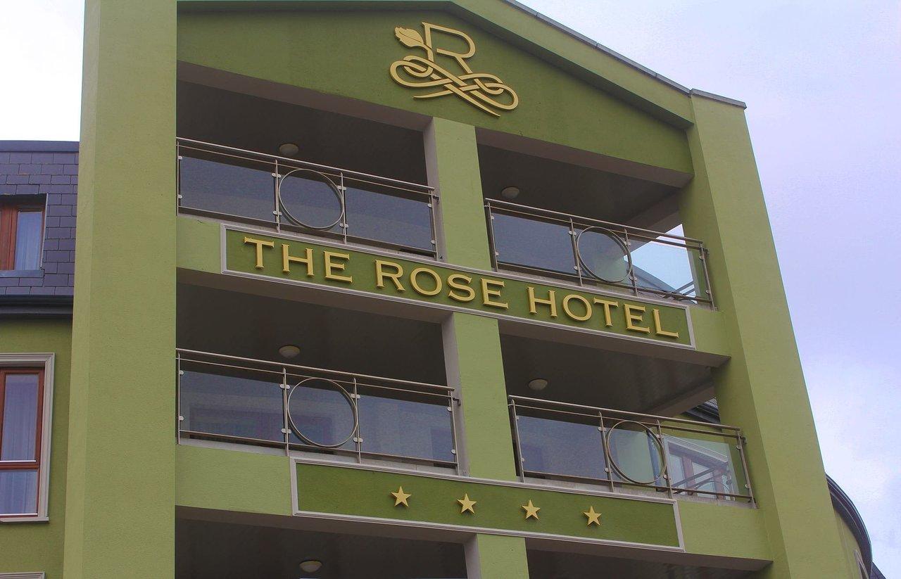 THE ROSE HOTEL - Now €101 (Was €̶1̶1̶5̶) - UPDATED 2019