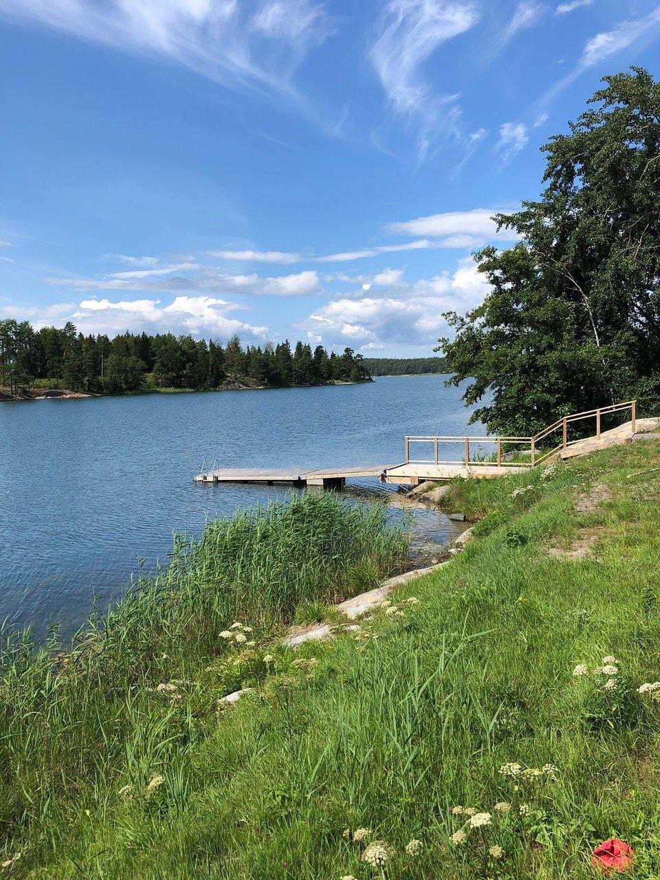 Stockholms skrgrd: Vaxholms kommun, Frtuna och Lnna