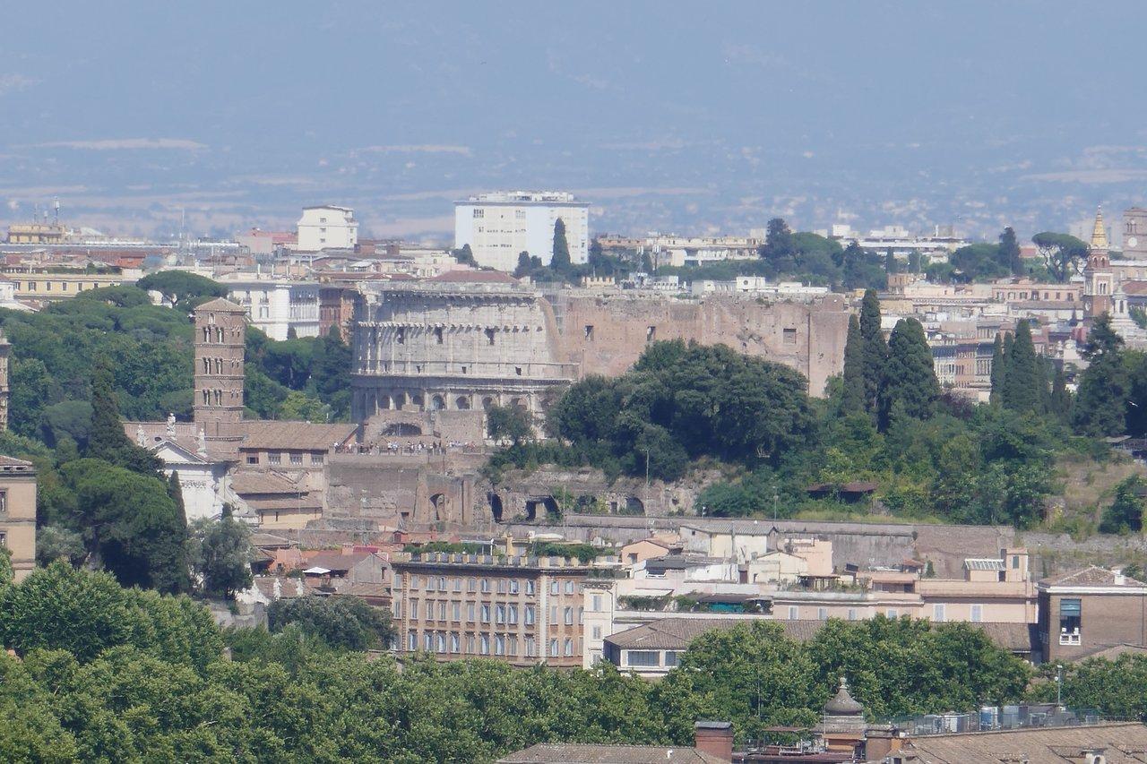 Terrazza Del Gianicolo Rome 2020 All You Need To Know