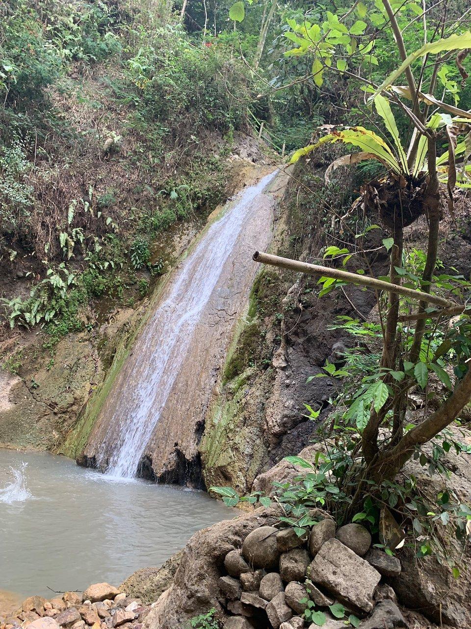 Air Terjun Kedung Pedut Kulon Progo Indonesia Review