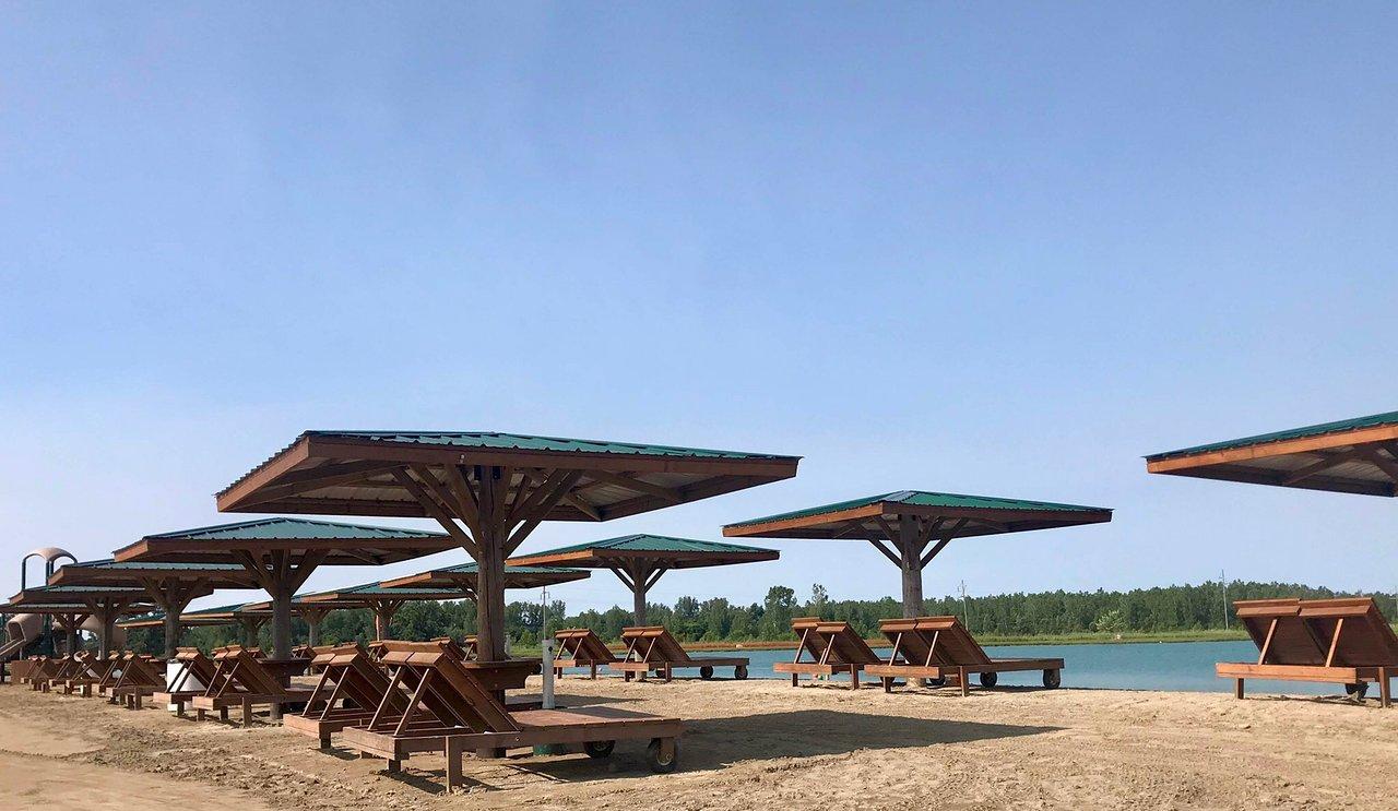 bedste fulde hookup campingpladser i Michigan