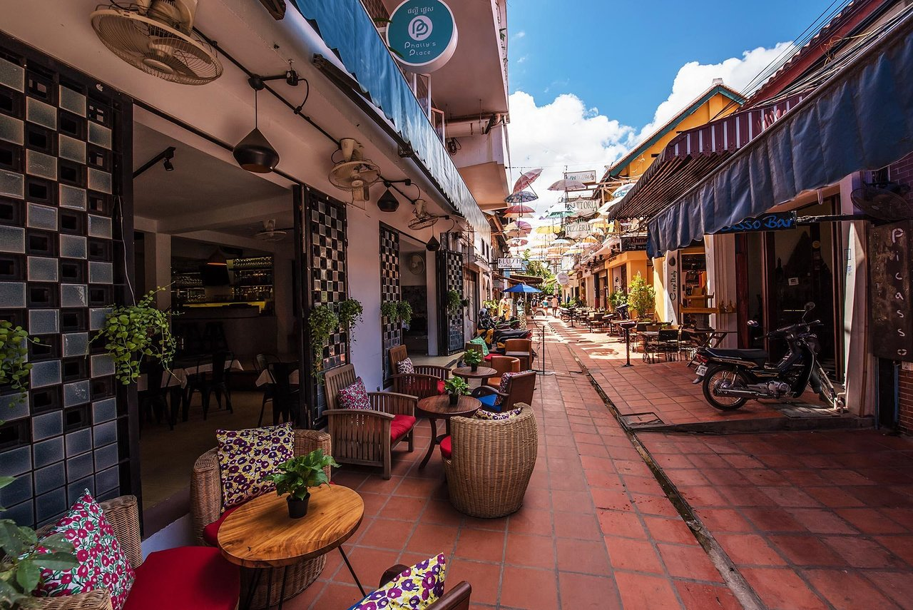 CENTRAL POINT BOUTIQUE SIEM REAP - Prices & Hotel Reviews (Cambodia