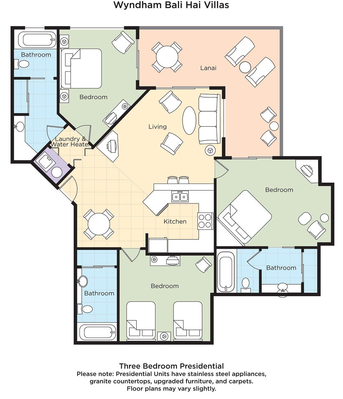 Club Wyndham Bali Hai Villas Villa Reviews Price Comparison Princeville Hi Tripadvisor