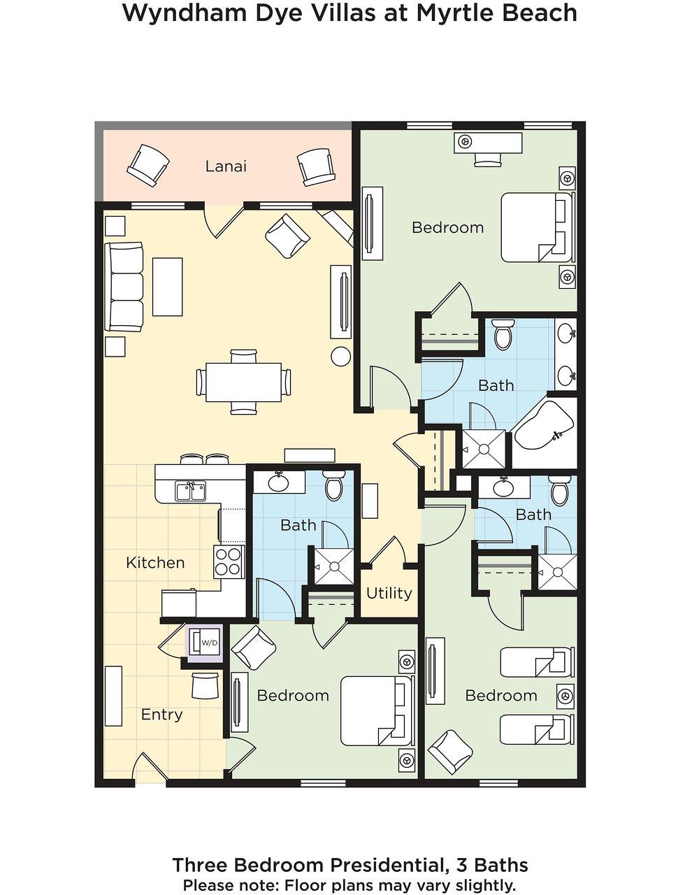 Club Wyndham Dye Villas Prices