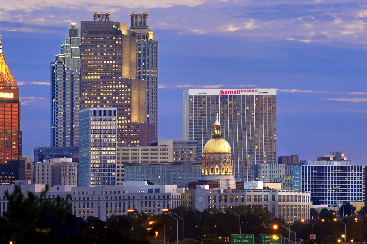 Ciò che è datazione come in Atlanta