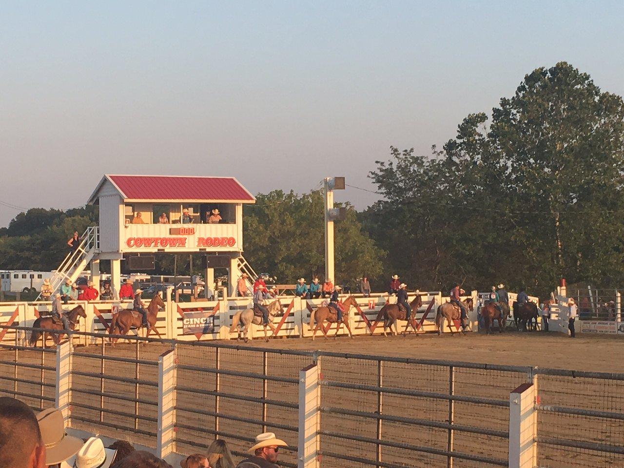 Cowtown Rodeo (Pilesgrove) Aktuelle 2020 Lohnt es sich