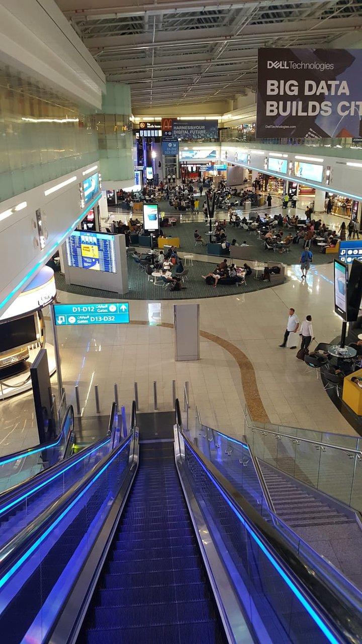 Aktivitäten im Dubai International Airport – Genießen Sie