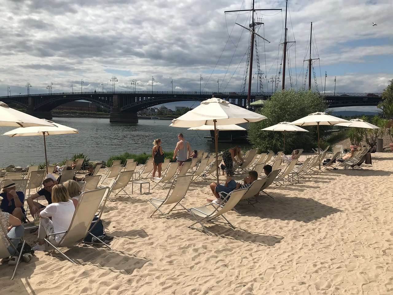Bruckenkopf Mainz Kastel Wiesbaden Aktuelle 2021 Lohnt Es Sich Mit Fotos Tripadvisor