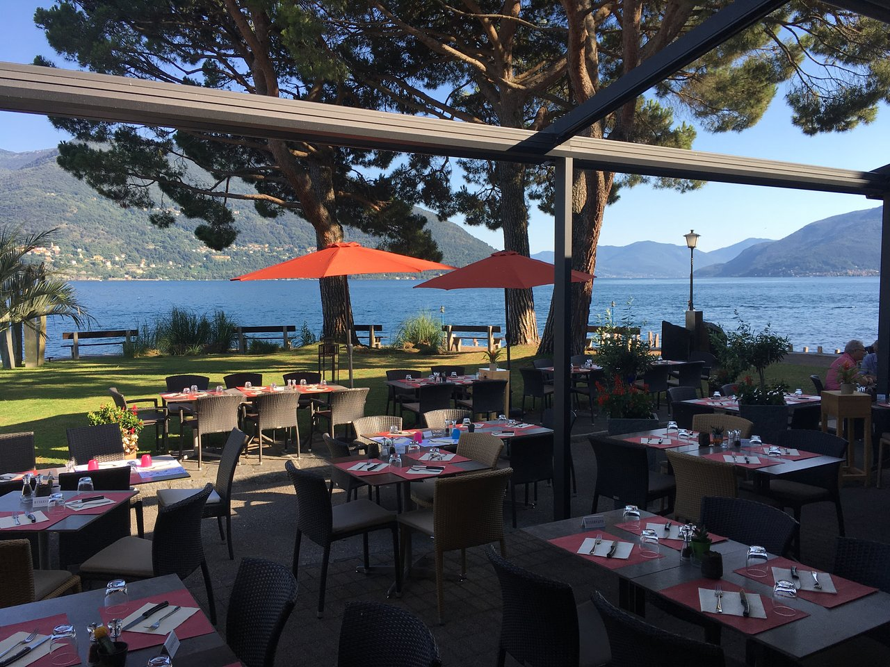 The 10 Best Restaurants With A View In Canton Of Ticino