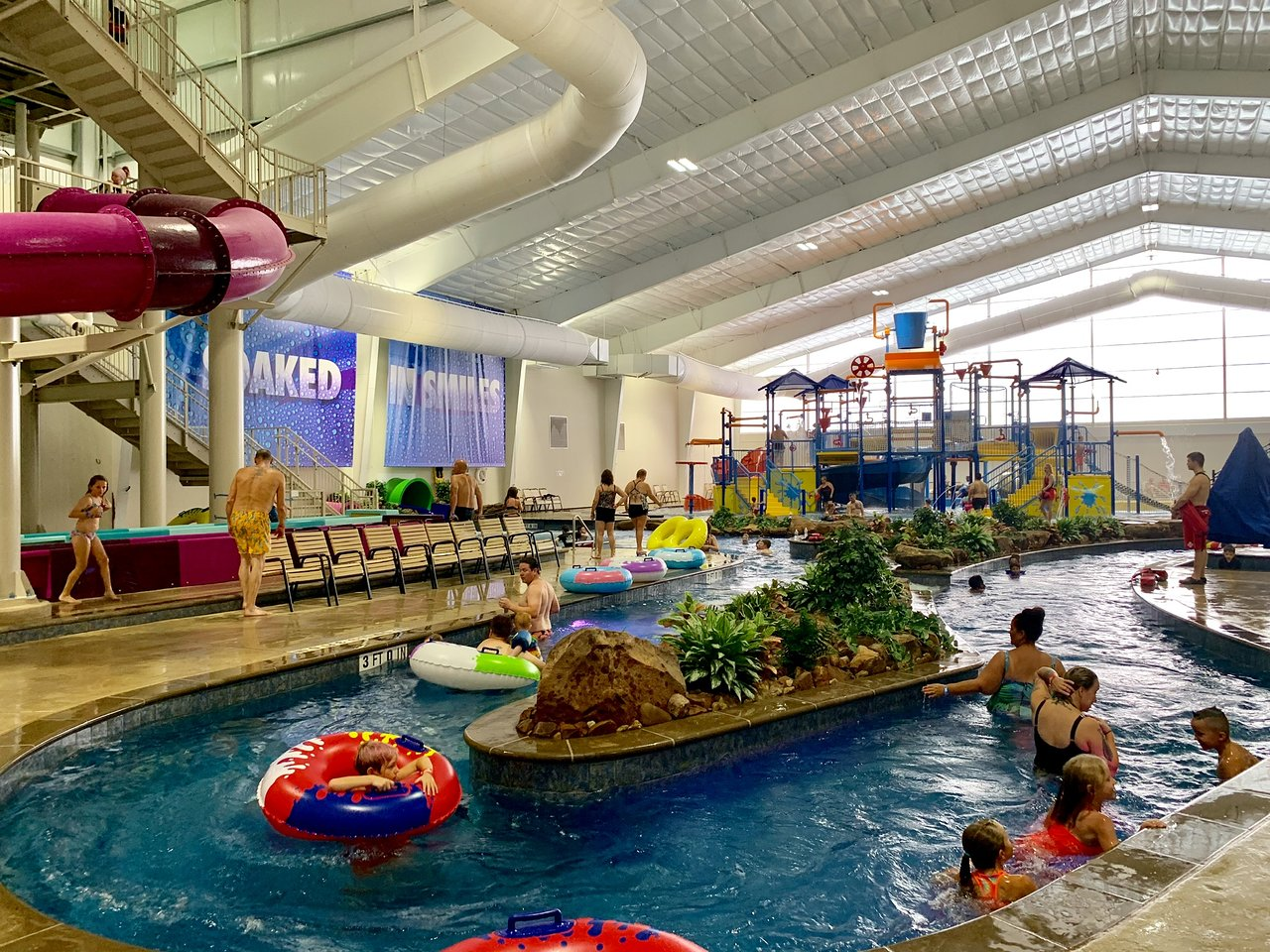 7 clans water park
