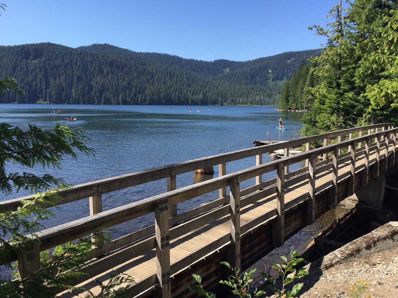 LOST LAKE RESORT AND CAMPGROUND - Updated 2019 Reviews (Hood River