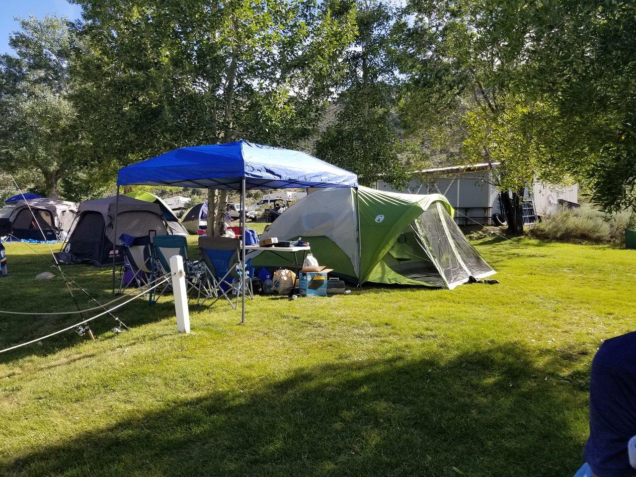Fulde hookup campingpladser nær mig