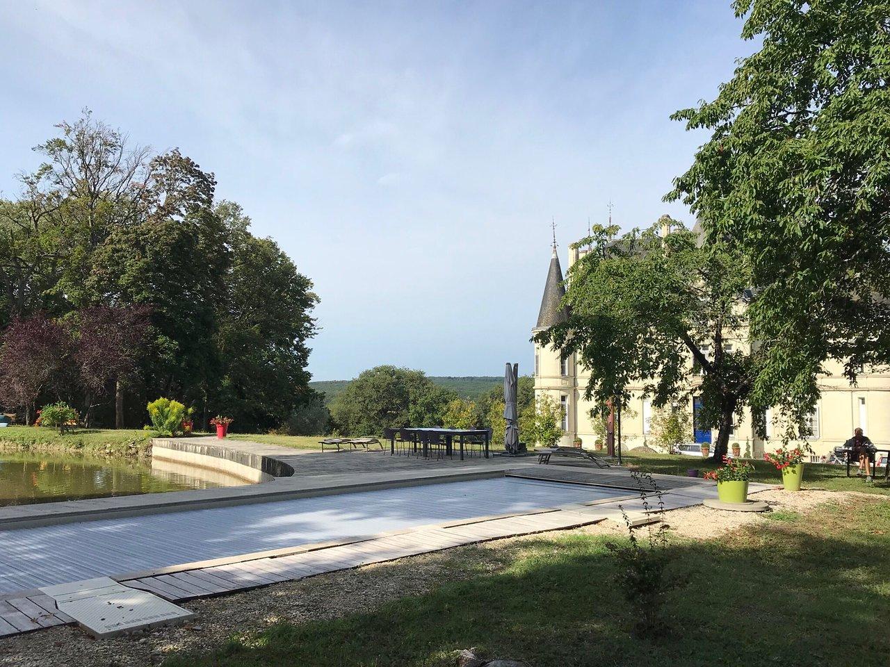 ch�teau de marieville (bonneuil-matours) - chateau de