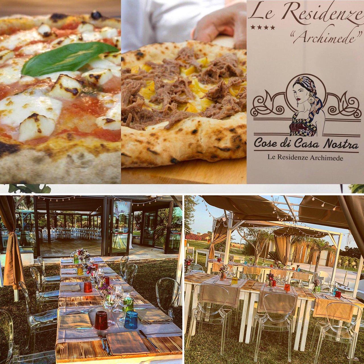 Le Residenze Di Archimede Foto restaurants near arenella, syracuse - tripadvisor