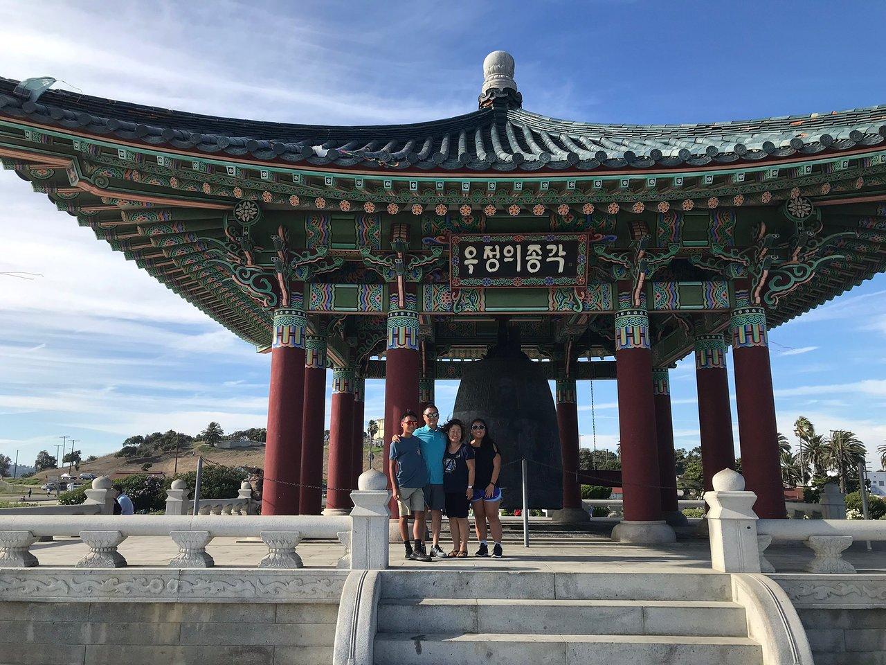 Korean Bell of Friendship Los Angeles 2019 All You Need
