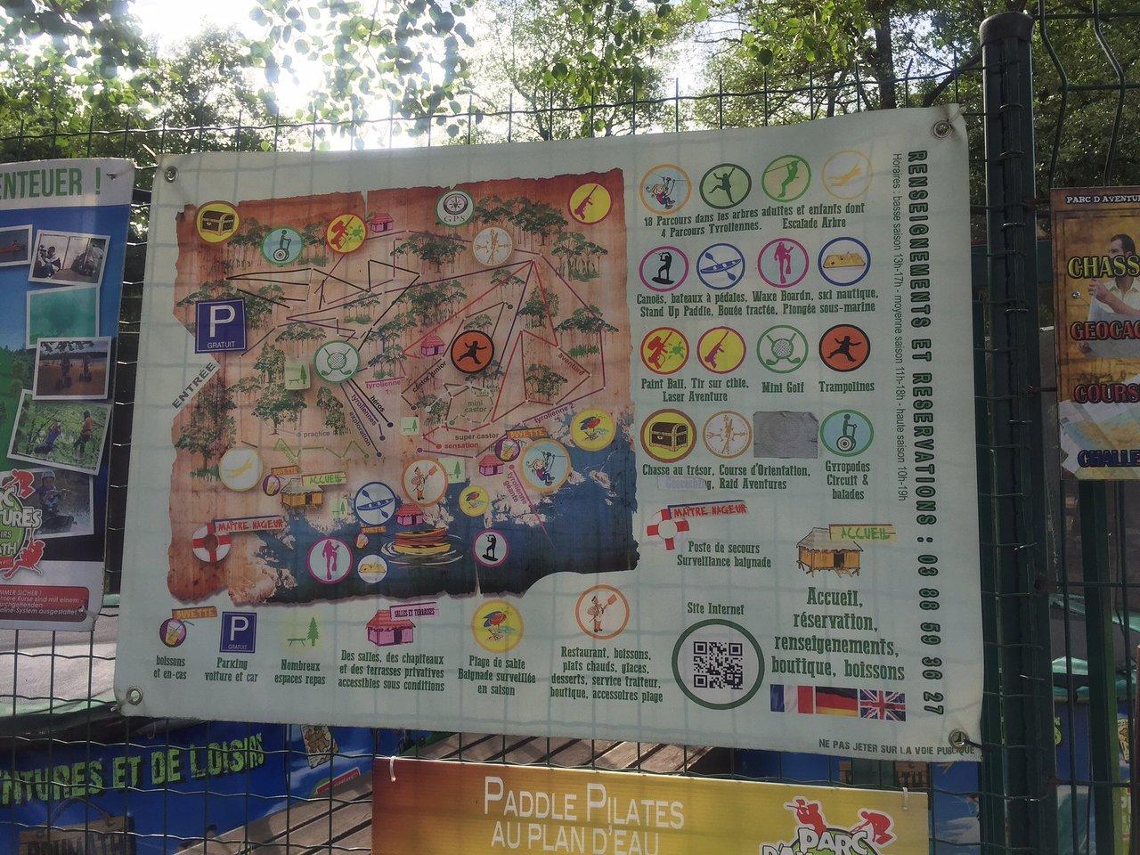 Business Plan Salle D Escalade parc d'aventures et de loisirs de brumath - 2020 all you